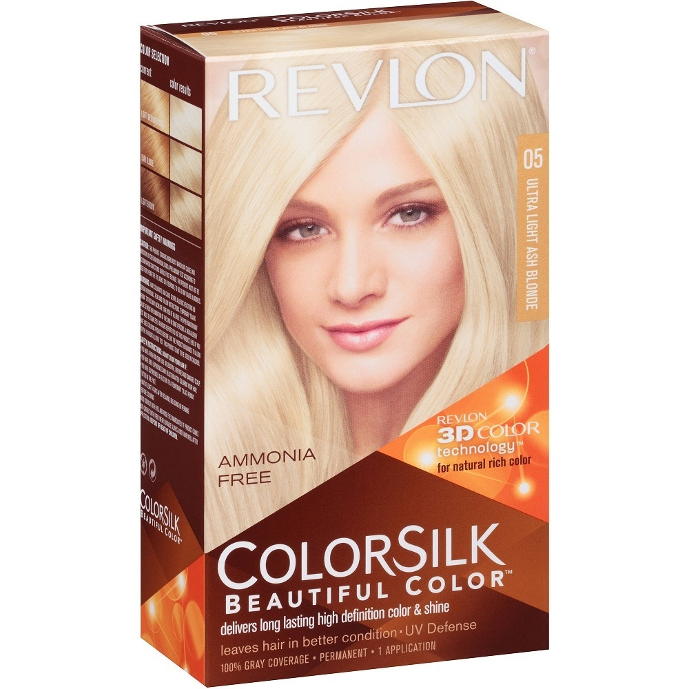 Ash Blonde Hair Color Products