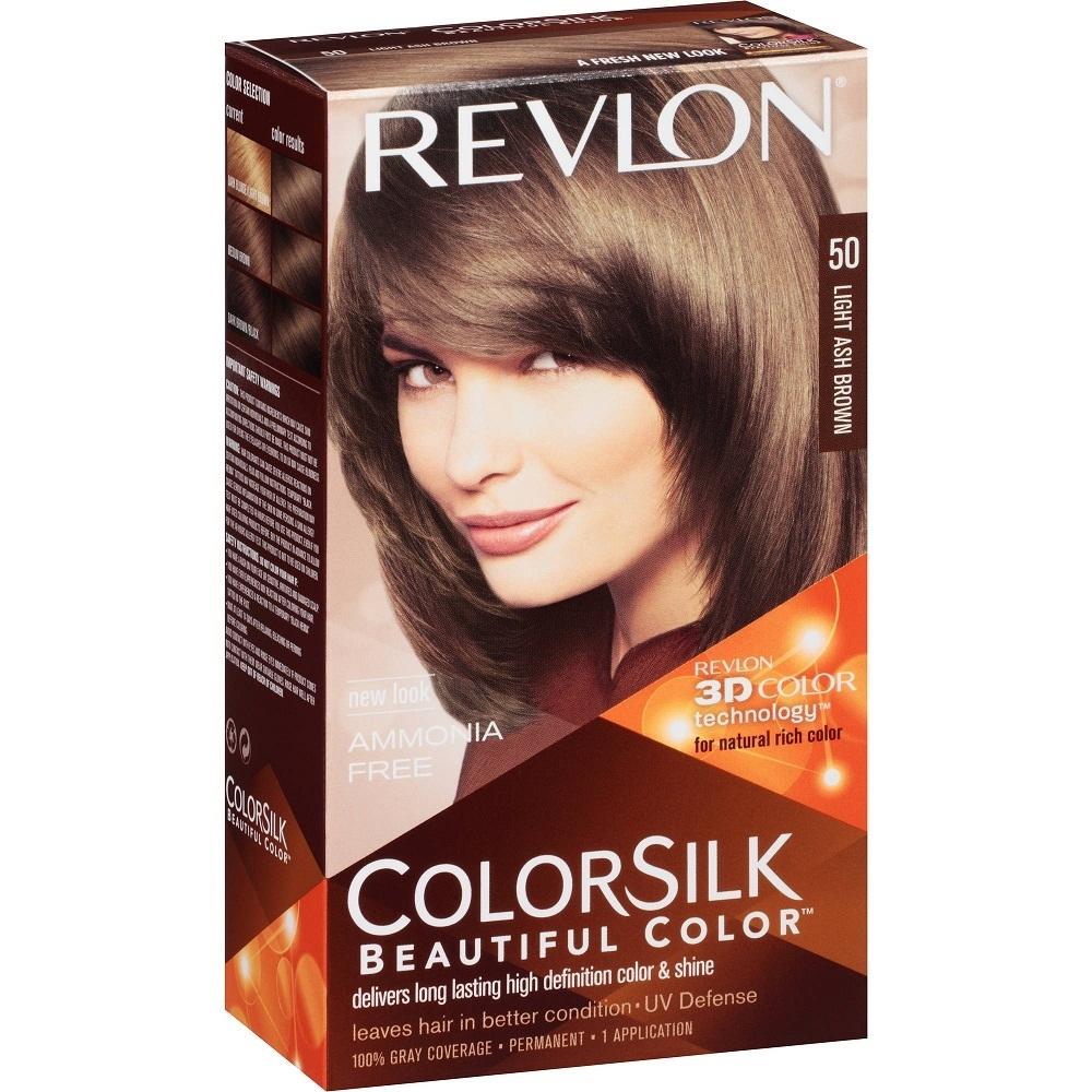 Revlon Colorsilk Beautiful Color Permanent Hair Color 3d Color