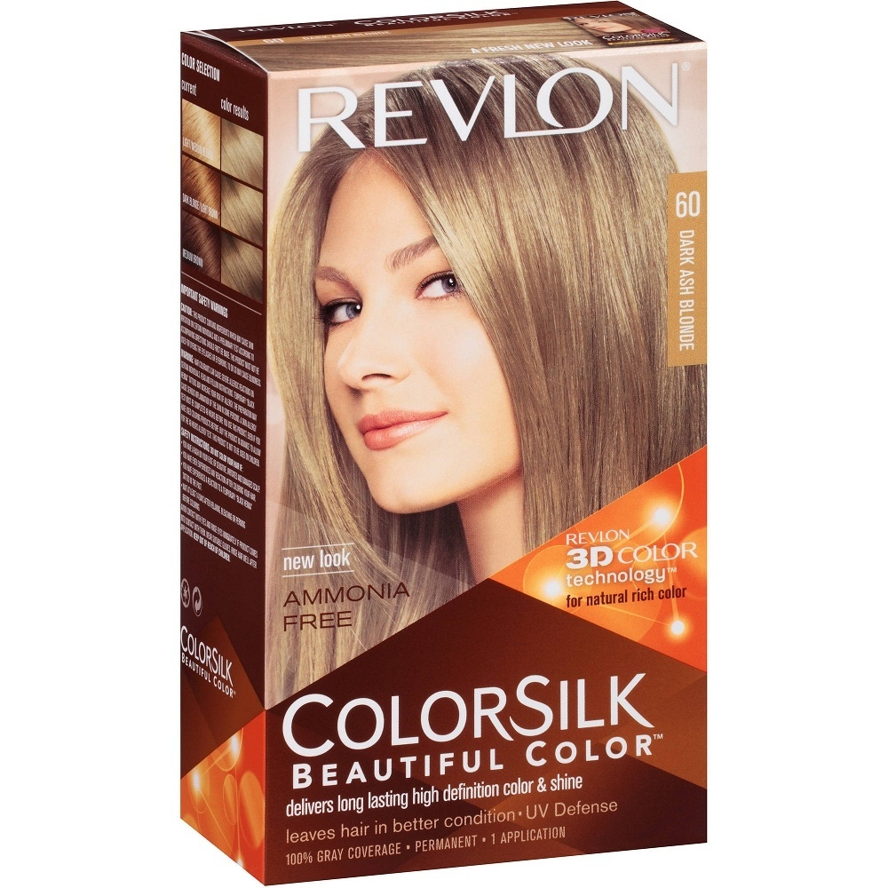 Revlon Colorsilk Beautiful Color Permanent Hair Color 3d Color