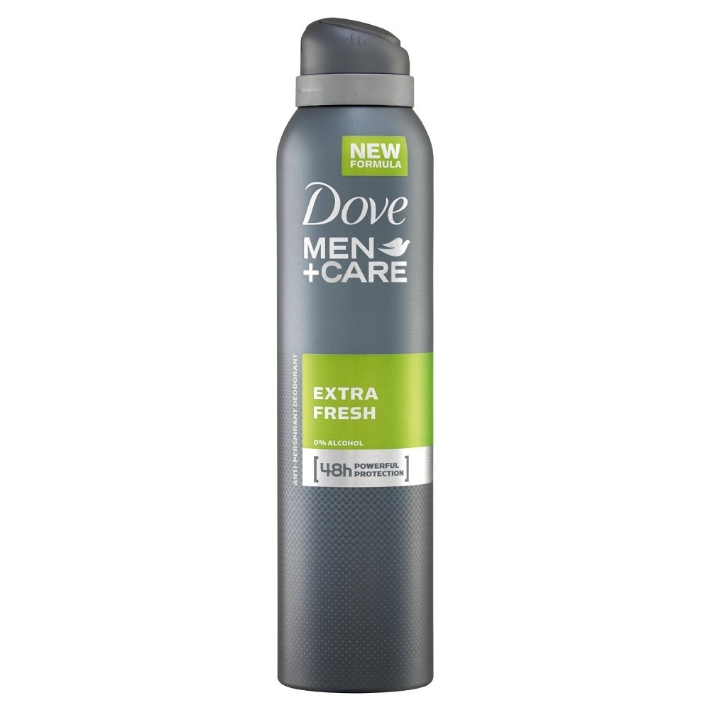 Dove Men Care 48 Hours Protection Antiperspirant Deodorant Body Spray Extra Fresh 150ml Soapsplash Buy Discounted Brand Name Household Health And Beauty Products