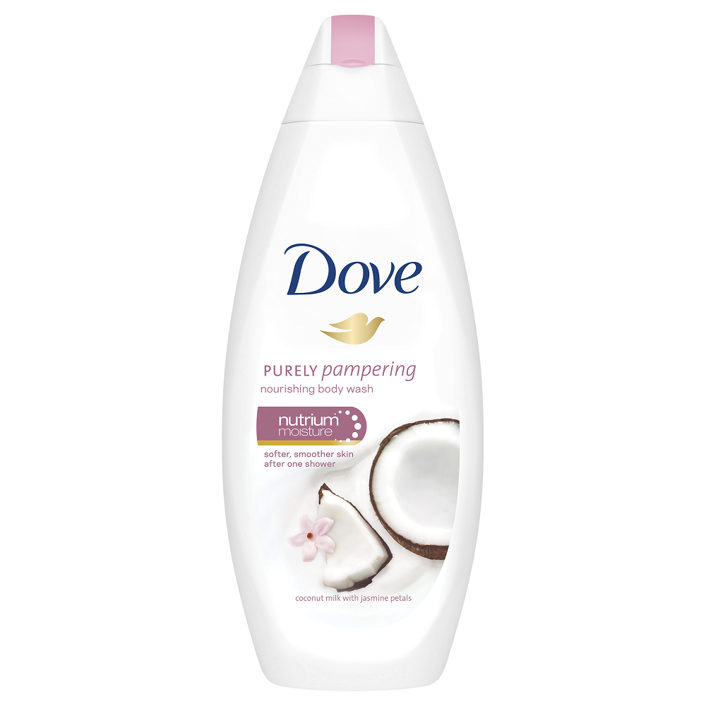 Dove Nourishing Body Wash Purely Pampering Coconut Milk With Jasmine Petals 500ml Soapsplash Buy Discounted Brand Name Household Health And Beauty Products