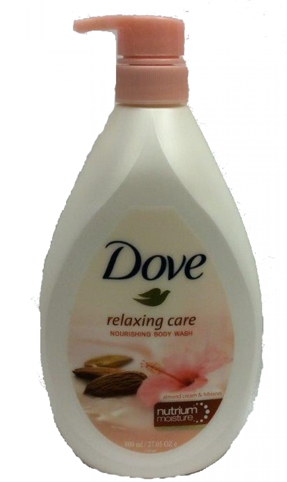 Dove Relaxing Care Nourishing Body Wash Pump With Almond Cream And Hibiscus 27 05 Ounce Soapsplash Buy Discounted Brand Name Household Health And Beauty Products
