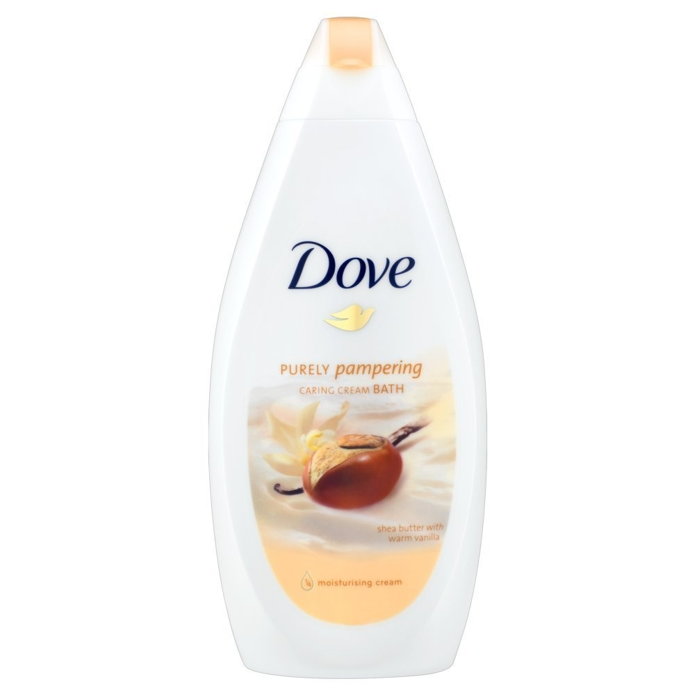 Dove Caring Cream Bath Body Wash Purely Pampering Shea Butter With Warm Vanilla 500ml Soapsplash Buy Discounted Brand Name Household Health And Beauty Products