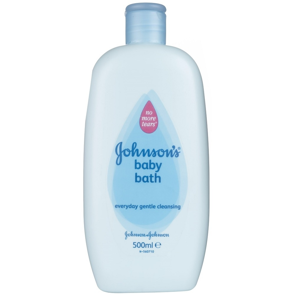 Johnson\'s Baby Bath, Everyday Gentle Cleansing,No More Tears, 500ML ...